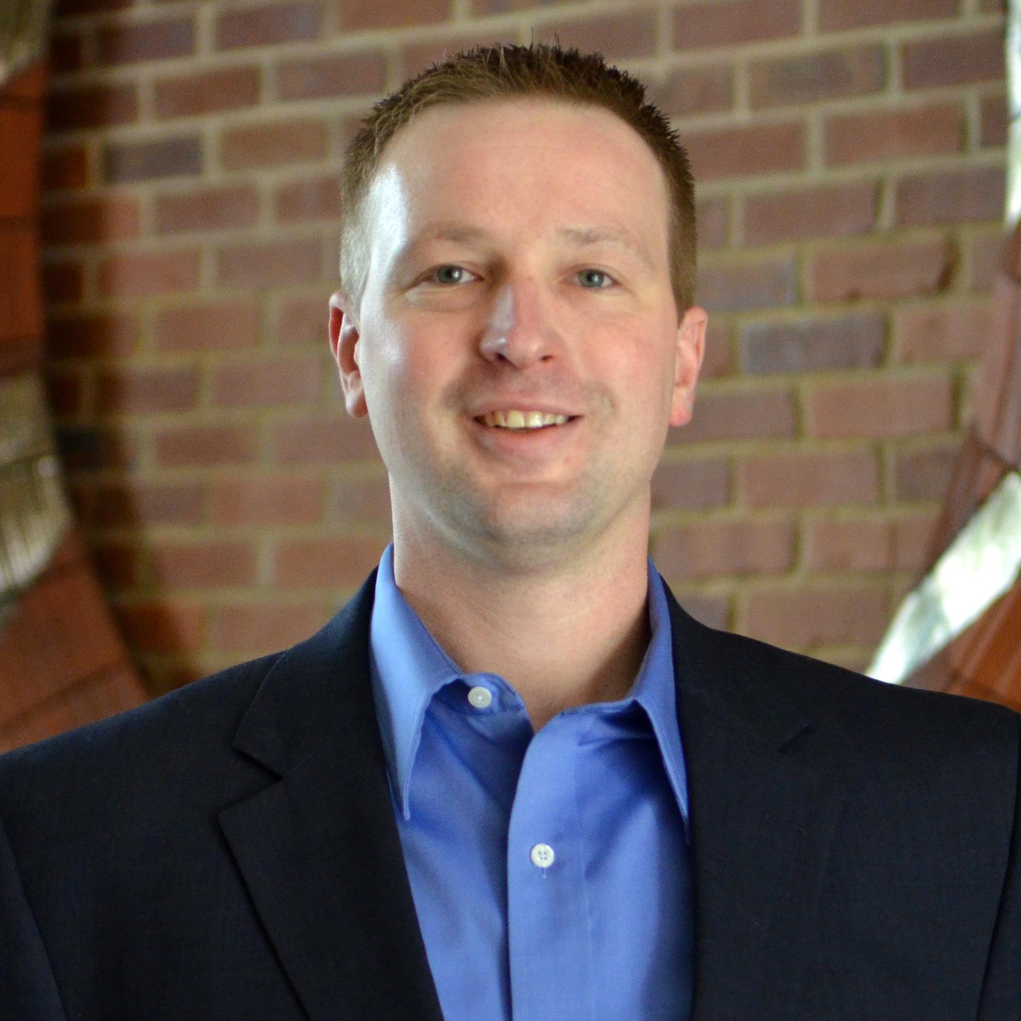 Brad Cox Headshot